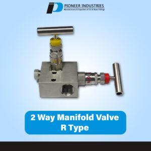 Direct Mount 2 Way Manifold Valves