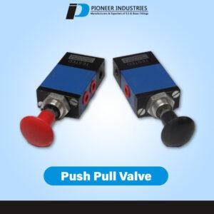 Push Pull Valves