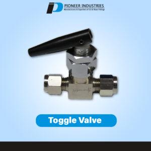 Toggle Valve