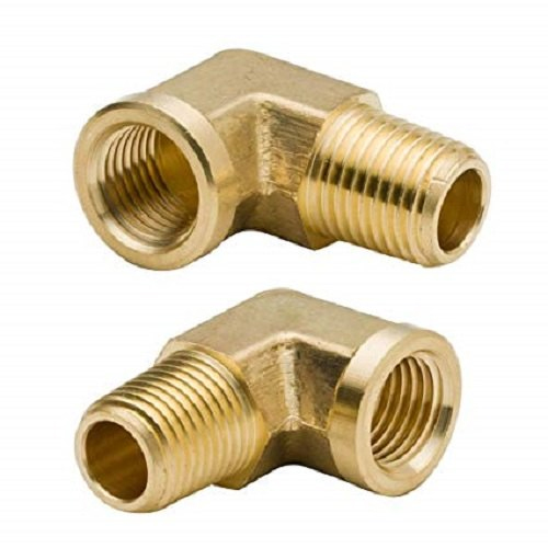 Brass Compression Fitting Elbow