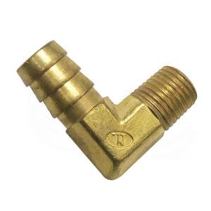 Brass Double Ferrule Bulk head Union
