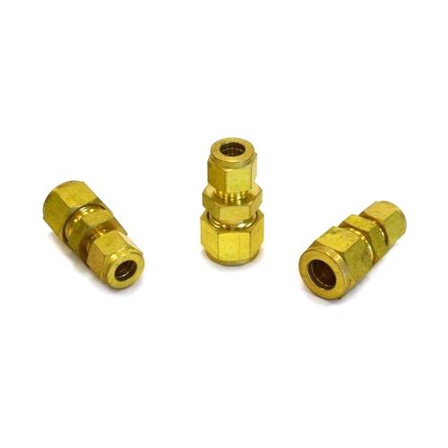 Brass Double Ferrule Nut