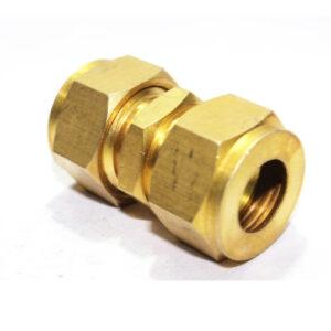 Brass Double Ferrule Reducer