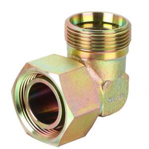 Brass Double Ferrule Tube Cap