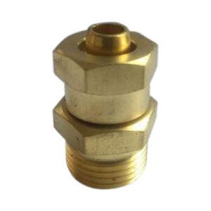 Brass PU Ring Piece