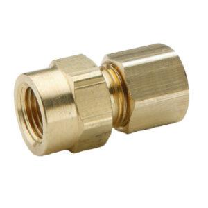 Brass Push to Lock Stud Tees