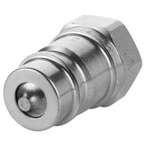 Socket Male – SM   Straight Through Quick Release Couplings