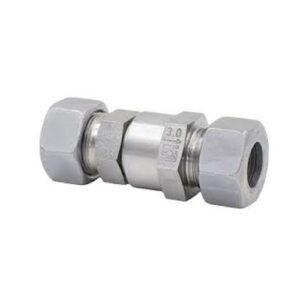 Stainless Steel Check Valves Tube to Tube