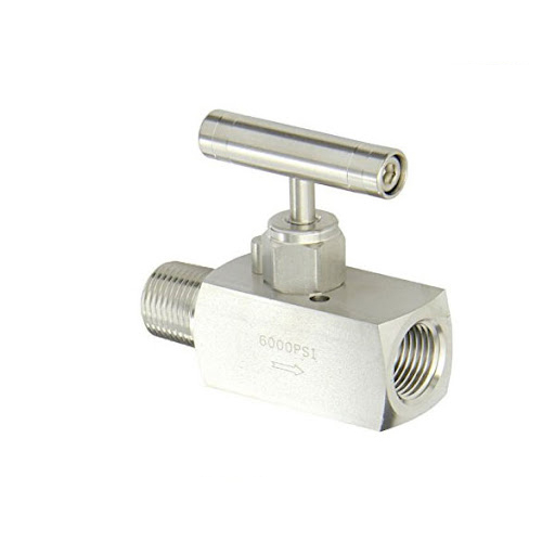 Stainless Steel High Pressure Needle Valve Male to Female