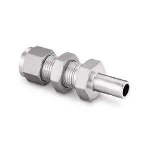 Stainless Steel Single Ferrule Bulkhead Reducer