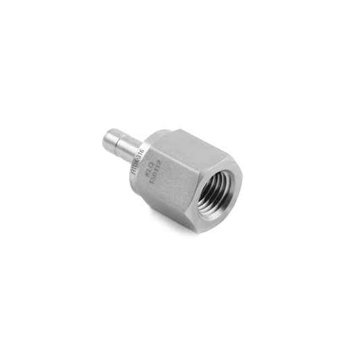 Stainless Steel Single Ferrule Female Adapter