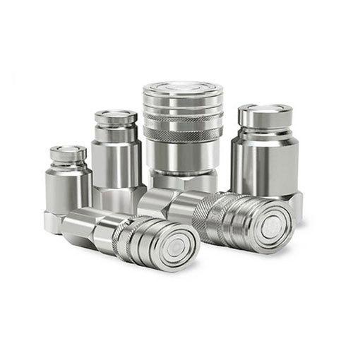 Mild Steel Quick Release Couplings