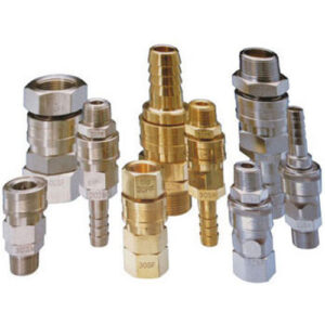 Quick Release Couplings By Materials